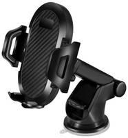 Family Shop Телескопический автомобильный держатель 360° для смартфонов, на присоске