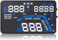 ТМ8 Проектор GPS на лобовое стекло Q7