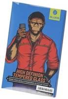 Blueo 2.5D Silk Full Cover HD Glass для OPPO A5/A9 2020 Black Frame Защитное стекло