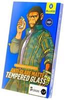Blueo Anti-Gllare Matte Black Frame для iPhone 12 mini Защитное стекло
