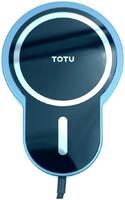 Держатель для iPhone 12 Series с QI зарядкой 15W TOTU Speed Series CACW-051