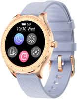 Женские часы Smart Watch GARSline Y1 сиреневый