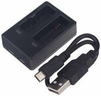 Зарядное устройство для двух аккумуляторов SJCAM SJ6