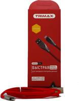 Кабель Trimax Lightning T1L 1m Red