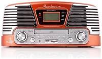 Проигрыватель виниловых пластинок Playbox Montreux PB-106D-OR