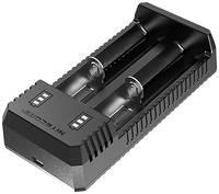 Зарядное устройство Nitecore UI2 18650/16340 UI2 18650/16340 на 2*АКБ