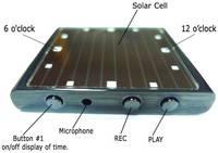 Цифровой диктофон Edic-mini LED S51-300h