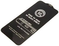 PC Защитное стекло 9H Black для iPhone X/Xs черное т/у