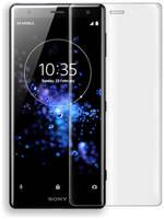 Гидрогелевая защитная плёнка Rock для Sony Xperia XZ2 Premium (Прозрачная)