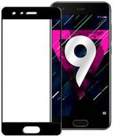 Epik Защитное стекло 5D Full Cover для Huawei Honor 9 (Черный)