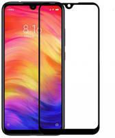 Epik Защитное стекло 5D Full Cover для Xiaomi Redmi 7 (Черный)