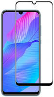 Epik Защитное стекло 5D Full Cover для Huawei Y8P / Honor 30i / P Smart S (Черный)