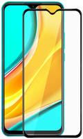 Epik Защитное стекло 5D Full Cover для Xiaomi Redmi 9 (Черный)