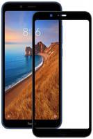 Epik Защитное стекло 5D Full Cover для Xiaomi Redmi 7A (Черный)