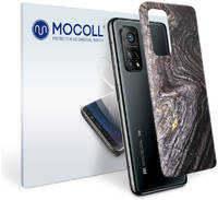Пленка защитная MOCOLL для задней панели Xiaomi Mi 10T Pro Камень черный