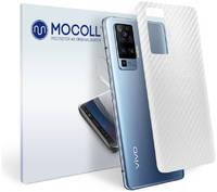 Пленка защитная MOCOLL для задней панели VIVO Y93 карбон прозрачный