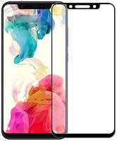 Epik Защитное стекло 5D Full Cover для Xiaomi Pocophone F1 (Черный)
