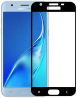 Epik Защитное стекло 5D Full Cover для Samsung Galaxy J3 (2018) (Черное)