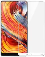 Epik Защитное стекло 5D Full Cover для Xiaomi Mi Mix 2 (Белое)