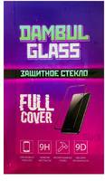 Защитное стекло Dambul Glass 9D для Apple iPhone 6 Plus (черное)