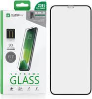 Защитное стекло для Apple iPhone XR / 11 Amazingthing SupremeGlass Full Glue Black 0.3mm