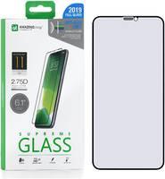 Защитное стекло для Apple iPhone XR / 11 Amazingthing SupremeGlass Full Glue Black