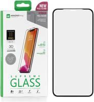 Защитное стекло для Apple iPhone X / XS Amazingthing SupremeGlass Hybrid 3D Black 0.2mm