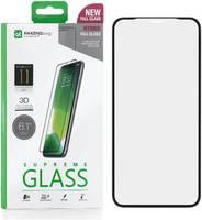Защитное стекло для Apple iPhone XR / 11 Amazingthing SupremeGlass Hybrid 3D Black 0.2mm