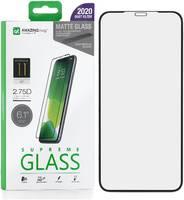Защитное стекло для Apple iPhone XR / 11 Amazingthing Full Glue Anti - Glare Black 0.33mm SupremeGlass