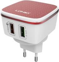 Сетевое зарядное устройство LDNIO A2405Q, 2 USB, 2,4 A, type-c,