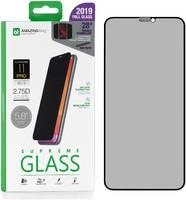 Защитное стекло для Apple iPhone 11 Pro / XS / X Amazingthing Silk Privacy Black 0.33mm