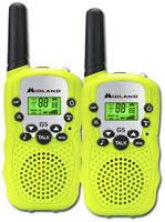 Портативная радиостанция Midland G5 Yello комплект из 2-шт. G5 Yellou
