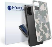 Пленка защитная MOCOLL для задней панели Samsung GALAXY S10Lite Хаки серый