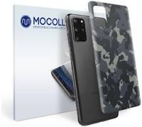 Пленка защитная MOCOLL для задней панели Samsung GALAXY S10Lite Хаки черный