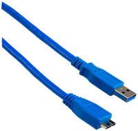 Кабель Perfeo USB3.0 A вилка - Micro B вилка, длина 1,8 м. (U4602)