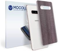 Пленка защитная MOCOLL для задней панели Samsung GALAXY S7 Дерево Вишня Кинстон