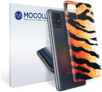 Пленка защитная MOCOLL для задней панели Samsung GALAXY A10S Амурский тигр