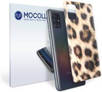 Пленка защитная MOCOLL для задней панели Samsung GALAXY J7 Ирбис