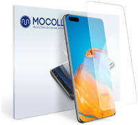 Пленка защитная MOCOLL для дисплея HUAWEI P30 Lite Прозрачная глянцевая