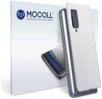 Пленка защитная MOCOLL для задней панели Samsung GALAXY Fold Металлик серебристый