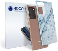 Пленка защитная MOCOLL для задней панели Samsung GALAXY Note 10 Камень Мрамор