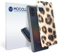 Пленка защитная MOCOLL для задней панели Samsung GALAXY Note 4 Ирбис