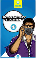 Защитное стекло Blueo 2.5D Receiver Dustproof Stealth для iPhone 11 Pro/X/XS
