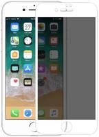Защитное стекло Анти-шпион для iPhone SE2/8/7, Белое, iGrape