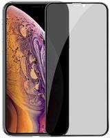 Защитное стекло Анти-шпион для iPhone 11 Pro/XS/X, iGrape