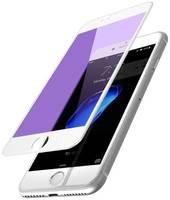 Защитное стекло Анти-blu-ray для iPhone SE2/8/7, Белое, iGrape