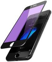 Защитное стекло Анти-blu-ray для iPhone 8 Plus/7 Plus, Черное, iGrape