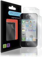 Защитная пленка Protect для Apple iPhone 4 / Front&Back / х2 111.5х55.5 мм / 30225