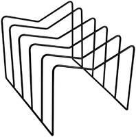 Подставка для пластинок RECORD PRO м-образная (металл)