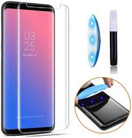 Защитное стекло QVATRA с ультрафиолетовым клеем для Samsung Note 10+